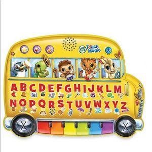 Leapfrog Touch Magic School Bus